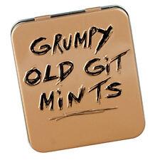 GRUMPY OLD GIT MINTS TIN ADULT DAD GRANDAD BIRTHDAY NOVELTY GIFT FATHERS DAY