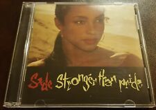Sade - Stronger Than Pride CD Remaster (696998524224) NM-
