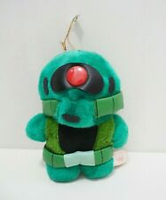 "Zaku Mobile Suit Gundam Banpresto 6"" Plush 1991 Toy Doll Japan MSM-06"
