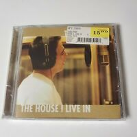 NEW The House I Live In by Tony Danza CD 2002 Sin-Drome Records Keep Punchin oop