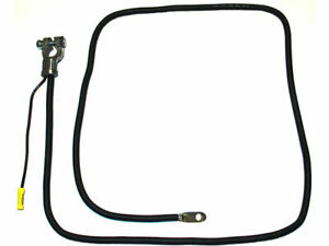 For 1958 Cadillac Series 70 Fleetwood Eldorado Battery Cable SMP 72843TM 6.0L V8