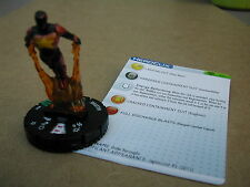 Nr 021 WILDFIRE     +CARD /   DC  HEROCLIX