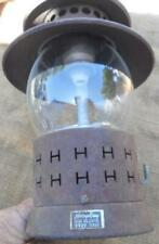 HUMPHREY PROPANE CAMPING LAMP LAMP  COMPLETE AND FUNCTIONAL USE WITH THE STOVE