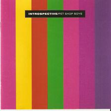 Pet Shop Boys - Introspective [1988 EU CD Electronic House Synth-pop On My Mind]