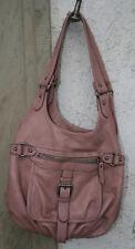 Tom Tailer * lachsfarbene Handtasche Tasche * Leder *