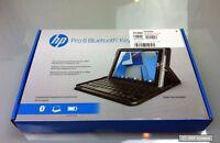 HP K4U64AA Bluetooth Tastatur, Keyboard and Folio Case, QWERTY für Pro Slate 8