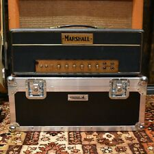 Vintage 1965 Marshall JTM45 MKII PA Oro Bloque Amplificador de cabeza con logotipo KT66 Valve