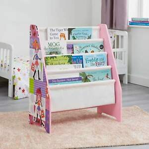 Children's Book Display Fashion Girl Themed Bookcase