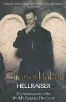Ginger Baker: Hellraiser by Ginger Baker Paperback Book The Fast Free Shipping