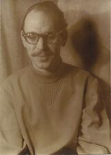 Carl Van Vechten Photograph of Gertrude Abercrombie's Husband, Frank Sandiford
