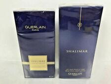 *NEW Guerlain SHALIMAR Perfume (Parfume') AND Body Lotion Both 6.7 oz NEW*