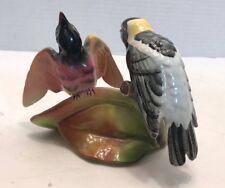 Stangl Pottery Birds Two Bird Figurine by Bobolink