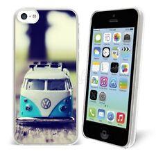 COQUE CASE - Iphone 3-4S-5S-SE-5C-6-6 plus-7-7 plus + 1 FILM REF 332 COMBI VW B