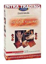 Henna Malaki Al-Rehab Yemeni Herbal Mehendi Hair Care Color Hand Feet Decor Art