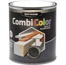Rust-Oleum Combicolor Multi-Surface Peinture Trafic Blanc Brillant 2.5L Ral 9016