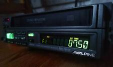 Vintage/Classic Alpine 3DE-7886R car stereo (((Old School)))