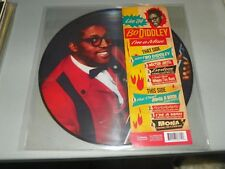 BO DIDDLEY - I'm a Man Live 84 Picture Disc LP Blues Guitar -NEW    NICE
