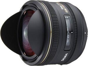 [NEAR MINT] Sigma EX 10mm f/2.8 HSM ex DC Lens For Canon Fisheye (N171)