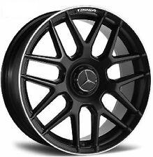4 Jantes neuves 20'' pour Mercedes Style AMG Sport, classe GLE GLC ML S E C CLS