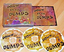 Down In The Dumps - 3 CDs Pc (ORIGINAL)