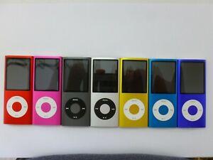 FAULTY Apple iPod Nano 4th Gen (8GB) MP3 Media Player spares repair Model A1285