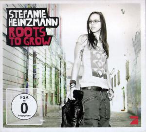 Stefanie Heinzmann. Roots to Grow. Deluxe Edition mit CD und DVD. Super Zustand