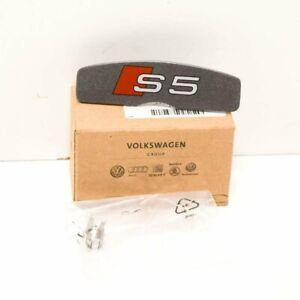 AUDI A5 8T3 Brake Caliper Plate S5 8T0698221 New Genuine