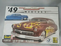 Revell Special Edition '49 Mercury Model Kit 1:25 Scale New Open Box