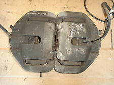 BMW 7 SERIES E65 745I 2004 AUTOMATIC 2X FRONT BRAKE CALIPERS