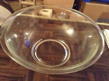 Pyrex clear mixing bowls number 325 & 323
