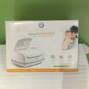 PRINCE LIONHEART BABY WIPES WARMER  IN ORIGINAL BOX FREE SHIPPING