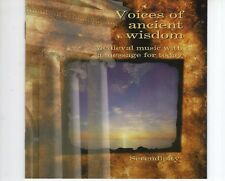 CD SERENDIPITY	voices of ancient wisdom	NEAR MINT (R1059)