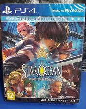 Star Ocean Integrity And Faithlessness Limited Steelbook Edition PS4 NEW /SEALED