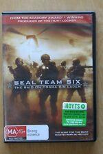 Seal Team Six - The Raid on Osama Bin Laden (DVD, 2013)     Preowned (D211)