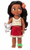 "Disney Animators's Collection Moana doll - 15"""