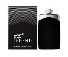 Mont Blanc Legend Men 6.7 oz 200 ml Eau De Toilette Spray Nib Sealed