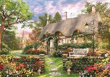 Falcon Deluxe The Whitesmith's Cottage Jigsaw Puzzle (1000 Pieces) - Brand New