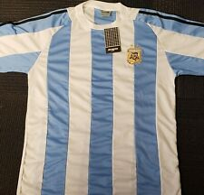ArgentinaLight Blue Soccer Jersey Nwt Size Small