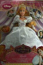 LAST ONE Disney Enchanted WEDDING Giselle Doll by Simba Toys