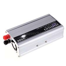 1200W Auto Car DC 12V to AC 220V Power Inverter Charger Converter for Electronic