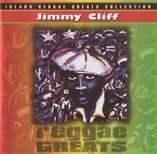 JIMMY CLIFF - REGGAE GREATS - CD