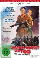 DRAUSSEN WARTET DER TOD - MANN,ANTHONY   DVD NEU
