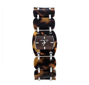 Michael Kors Tortoise Shell Bracelet Ladies Watch Quartz MK4178