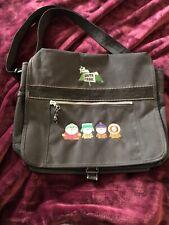 Vintage 1999 South Park Shoulder laptop Bag Satchel backpack Comedy Central
