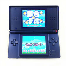 Blue Refurbished Nintendo DS Lite Game Console NDSL Video Game System