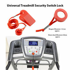 Running Machine Safety Key Treadmill Magnetic Security Switch Lock Fitness UK
