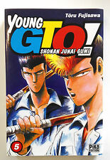 Young Gto Tome n°5 VF