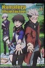 JAPAN Yuuki Kodama: Hamatora Official Fan Book
