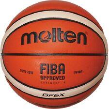 Molten Indoor Basketball GF6X Dbb Fiba Premium Composite Leather BGF6X