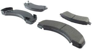 Disc Brake Pad Set-P4T042 Rear,Front Centric 106.07170